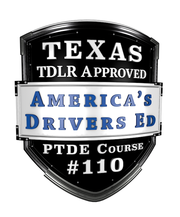Americas Drivers Ed Course Badge