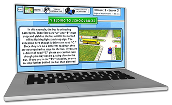 The best option for online teen driving education in Texas! See what we offer that no other course can!